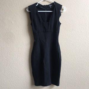 Dress form fitting